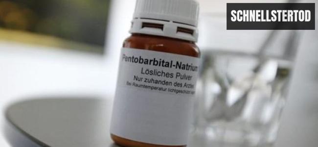 Barbiturat Natrium Pentobarbital kaufen