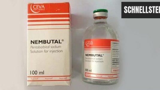 Wo kann man Natrium Pentobarbital kaufen